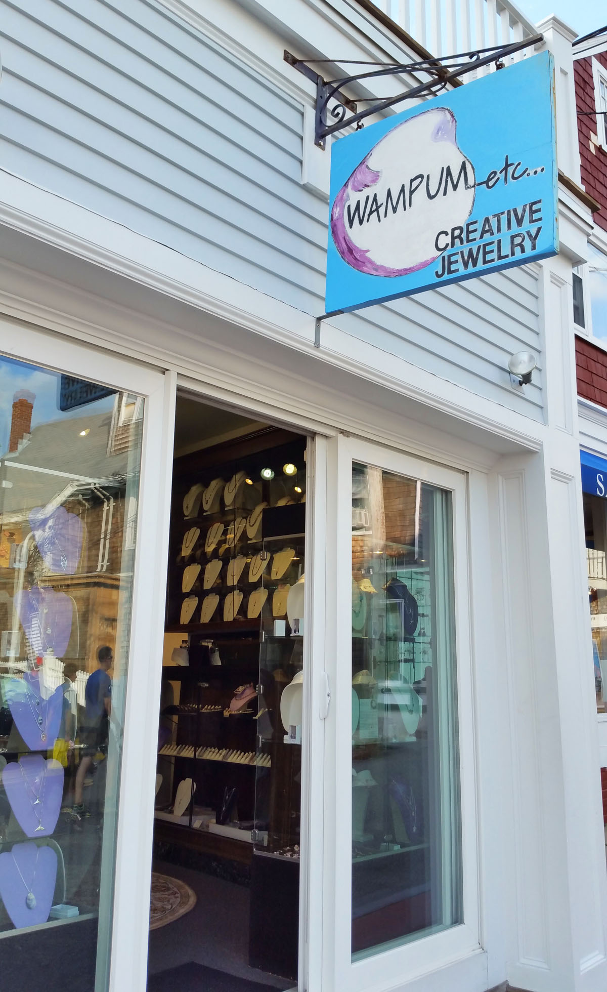 Wampum Creative Jewelry Is One Of Many Shops On Provincetowns